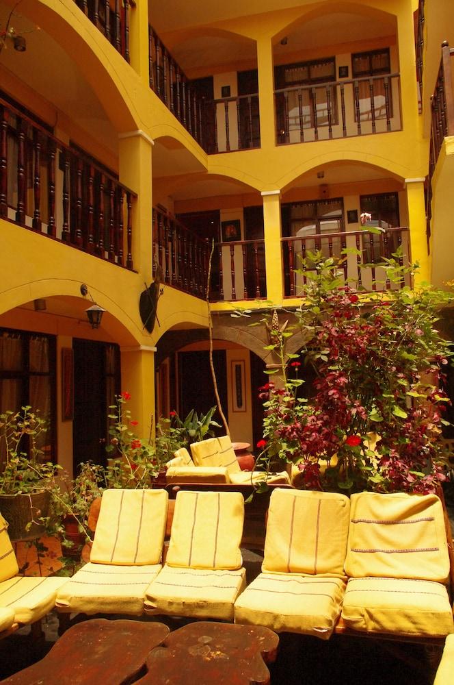 오스탈 쿠시 와시(Hostal Cusi Wasi) Hotel Image 51 - Hotel Interior