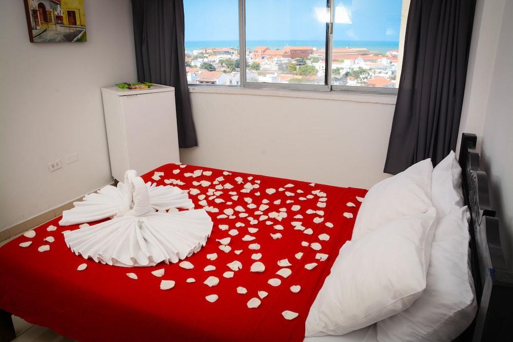 호텔 스틸 카르타게나(Hotel Stil Cartagena) Hotel Image 11 - Guestroom