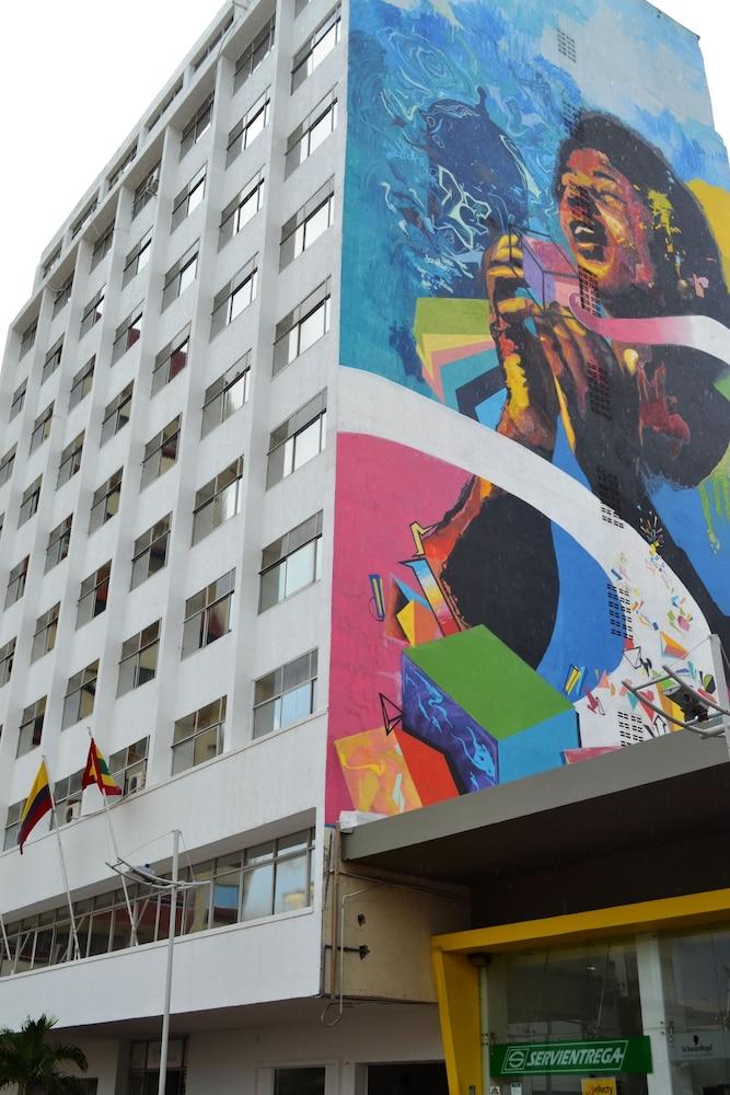 호텔 스틸 카르타게나(Hotel Stil Cartagena) Hotel Image 47 - Hotel Front