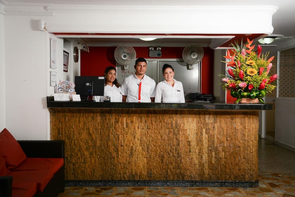 호텔 스틸 카르타게나(Hotel Stil Cartagena) Hotel Image 3 - Reception