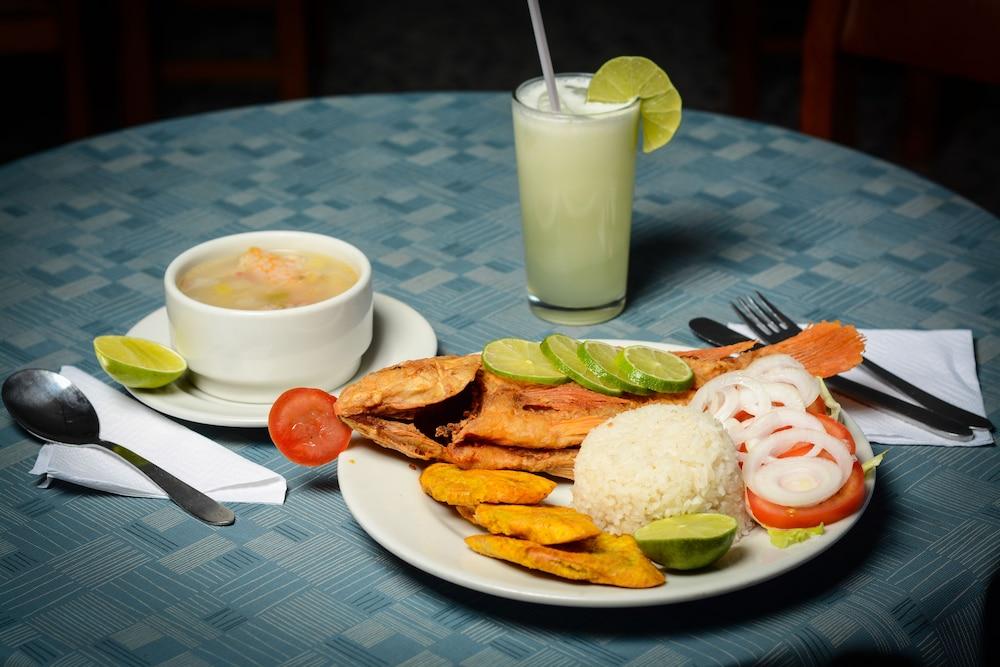 호텔 스틸 카르타게나(Hotel Stil Cartagena) Hotel Image 42 - Food and Drink