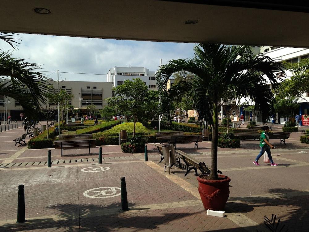 호텔 스틸 카르타게나(Hotel Stil Cartagena) Hotel Image 46 - Property Grounds