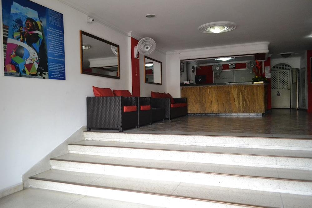 호텔 스틸 카르타게나(Hotel Stil Cartagena) Hotel Image 4 - Reception