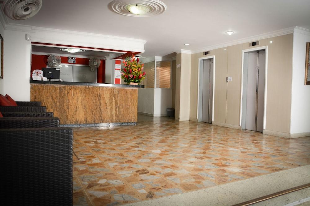 호텔 스틸 카르타게나(Hotel Stil Cartagena) Hotel Image 5 - Reception