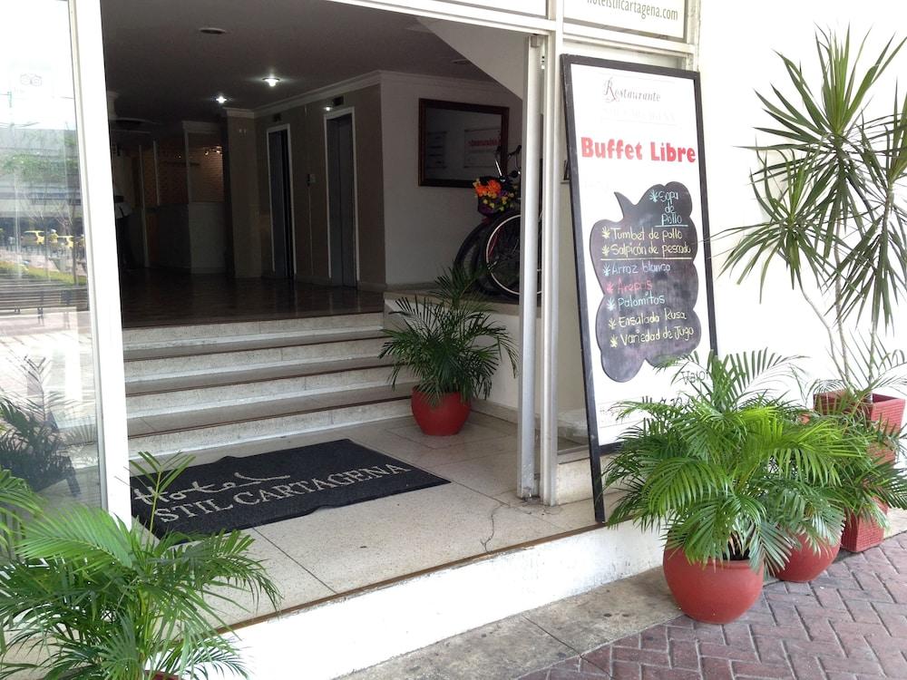 호텔 스틸 카르타게나(Hotel Stil Cartagena) Hotel Image 48 - Hotel Entrance