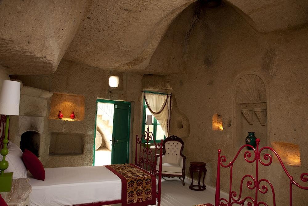 헤젠 케이브 호텔(Hezen Cave Hotel) Hotel Image 10 - Guestroom