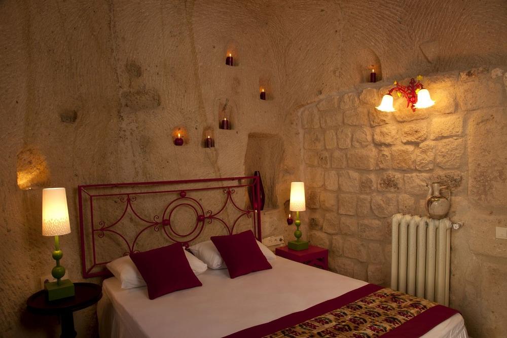 헤젠 케이브 호텔(Hezen Cave Hotel) Hotel Image 14 - Guestroom