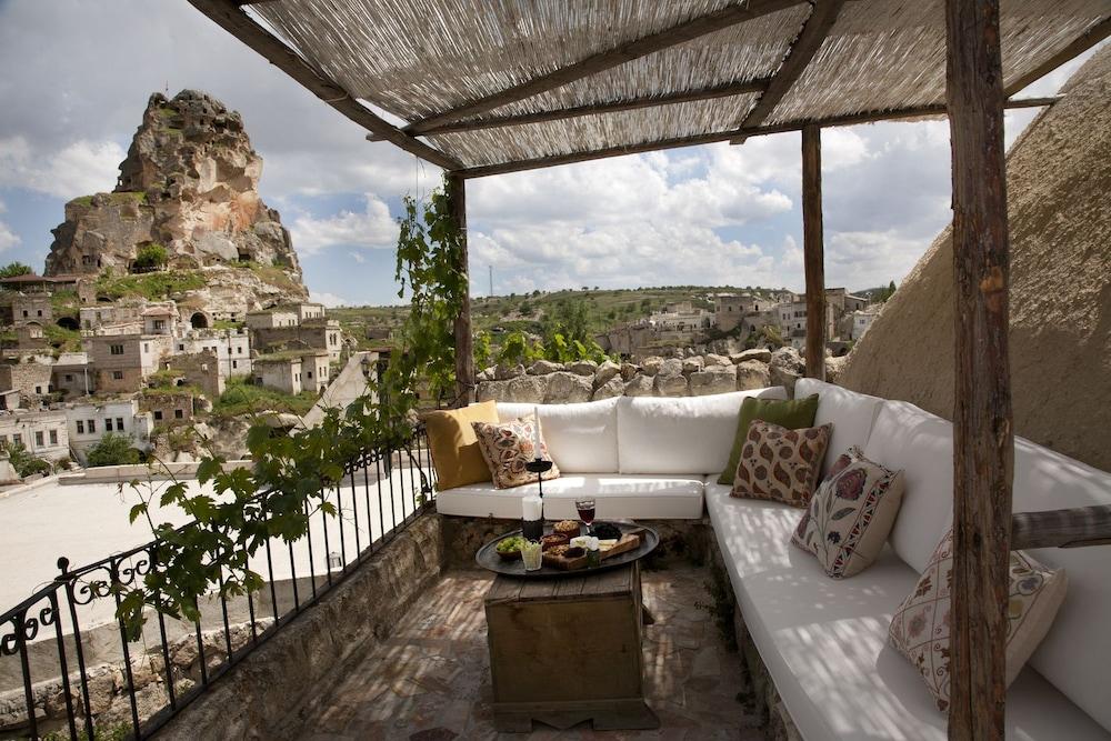 헤젠 케이브 호텔(Hezen Cave Hotel) Hotel Image 37 - Terrace/Patio
