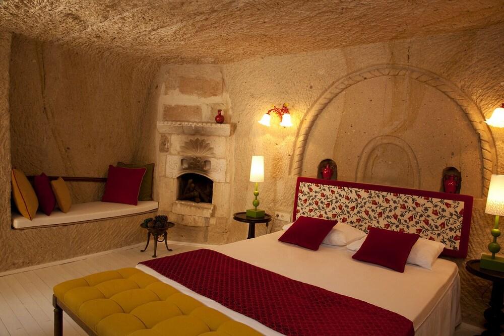 헤젠 케이브 호텔(Hezen Cave Hotel) Hotel Image 12 - Guestroom