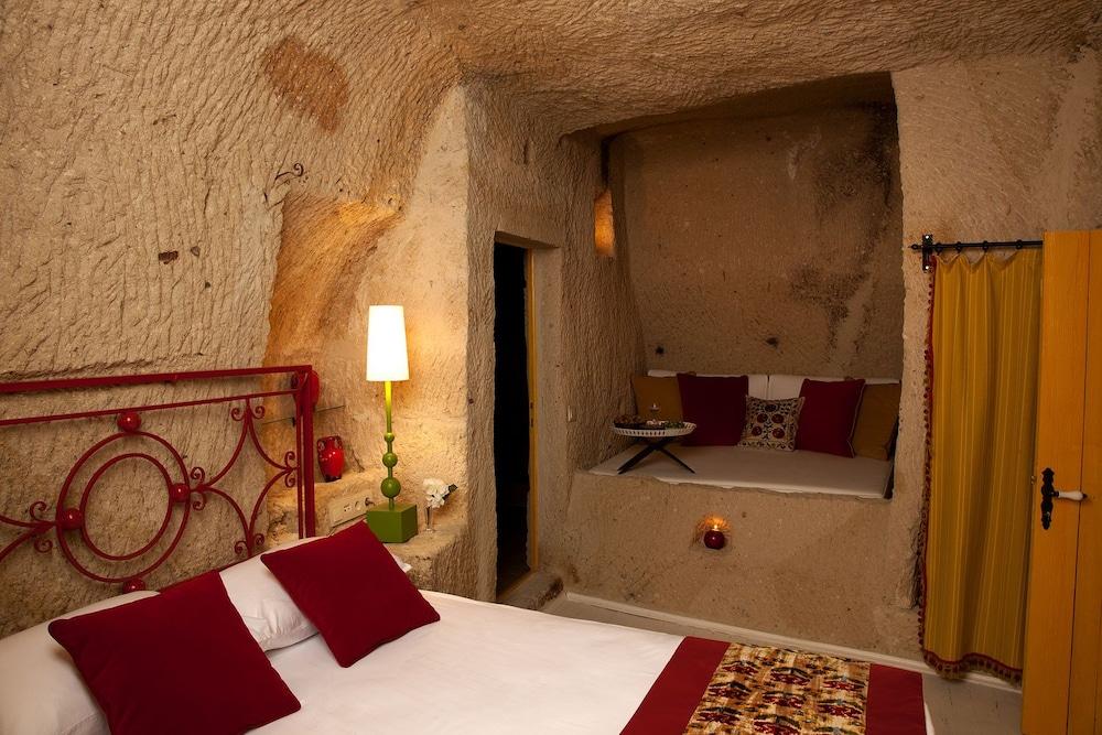 헤젠 케이브 호텔(Hezen Cave Hotel) Hotel Image 9 - Guestroom