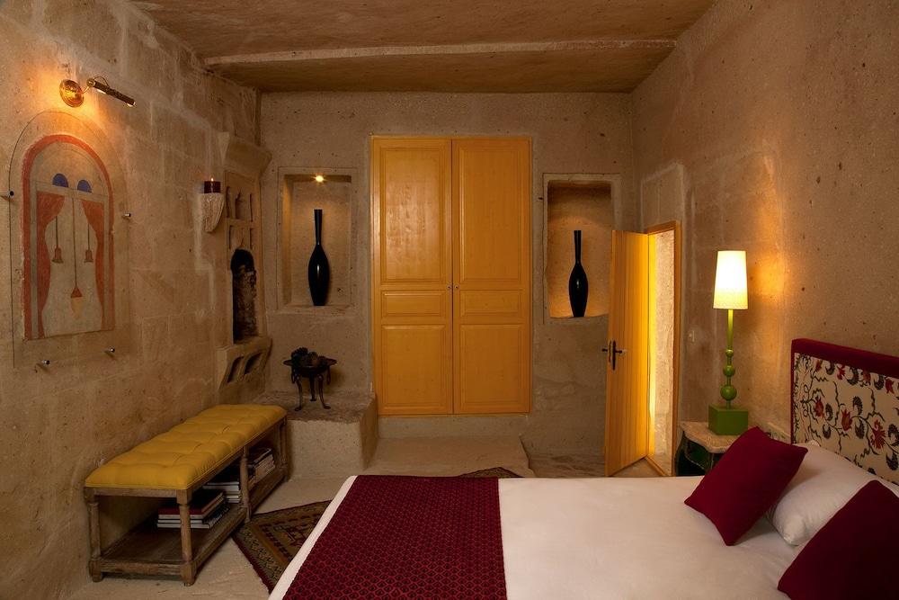헤젠 케이브 호텔(Hezen Cave Hotel) Hotel Image 19 - Guestroom