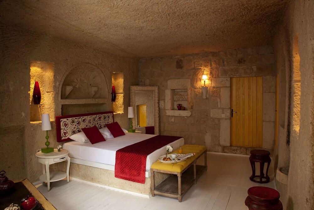 헤젠 케이브 호텔(Hezen Cave Hotel) Hotel Image 18 - Guestroom