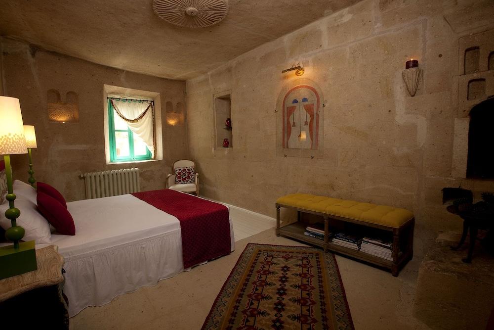 헤젠 케이브 호텔(Hezen Cave Hotel) Hotel Image 8 - Guestroom