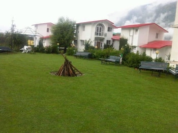 프라이드 데 비벤디 리조트 마날리.(Pride De Vivendi Resort Manali.) Hotel Image 33 - Property Grounds