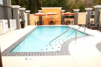 햄프턴 인 리스빌/포트 포크(Hampton Inn Leesville / Ft. Polk) Hotel Image 11 - Outdoor Pool