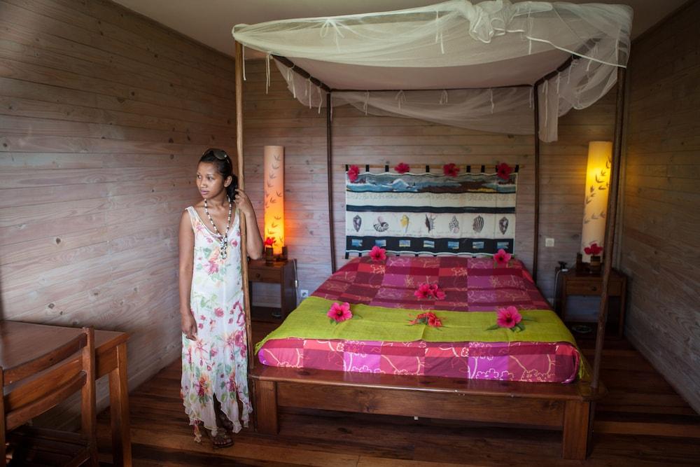 마소안드로 로지(Masoandro Lodge) Hotel Image 20 - Living Room