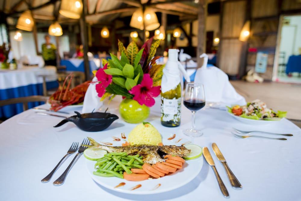 마소안드로 로지(Masoandro Lodge) Hotel Image 63 - Restaurant