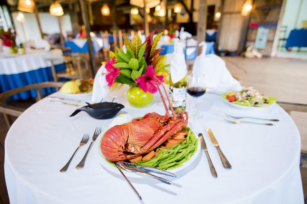 마소안드로 로지(Masoandro Lodge) Hotel Image 64 - Restaurant