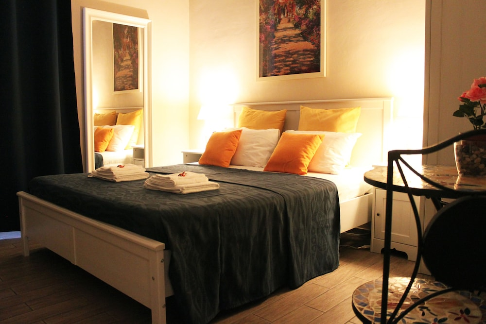 앨 파세토 산트 페테르스 비케(Al Passetto St. Peter's bike) Hotel Image 9 - Guestroom