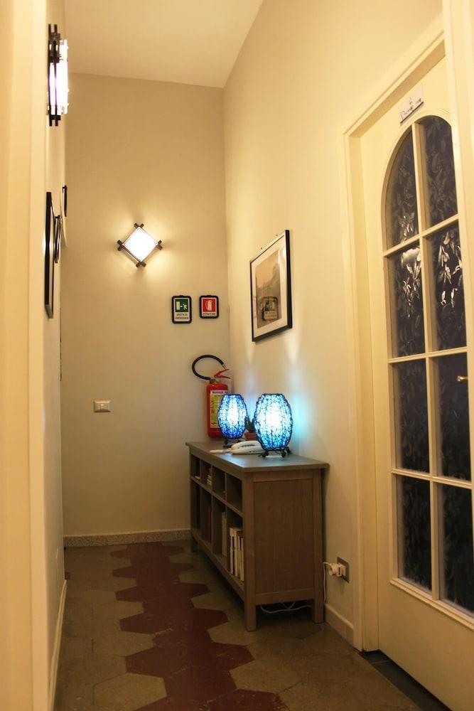 앨 파세토 산트 페테르스 비케(Al Passetto St. Peter's bike) Hotel Image 17 - Hallway