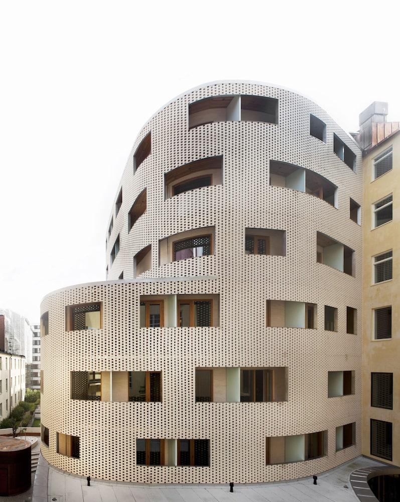 산딕 파시(Scandic Paasi) Hotel Image 47 - Courtyard