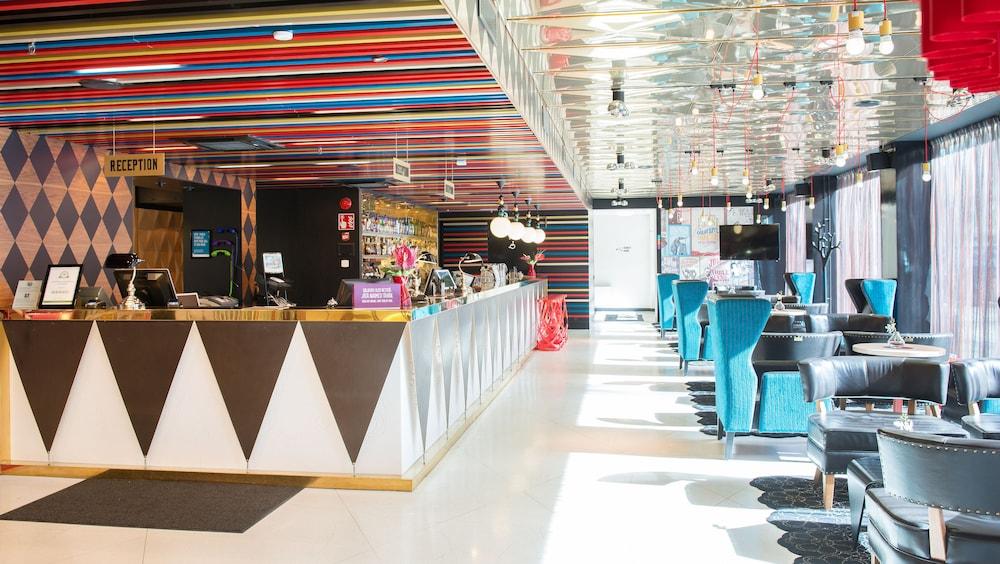 산딕 파시(Scandic Paasi) Hotel Image 25 - Reception