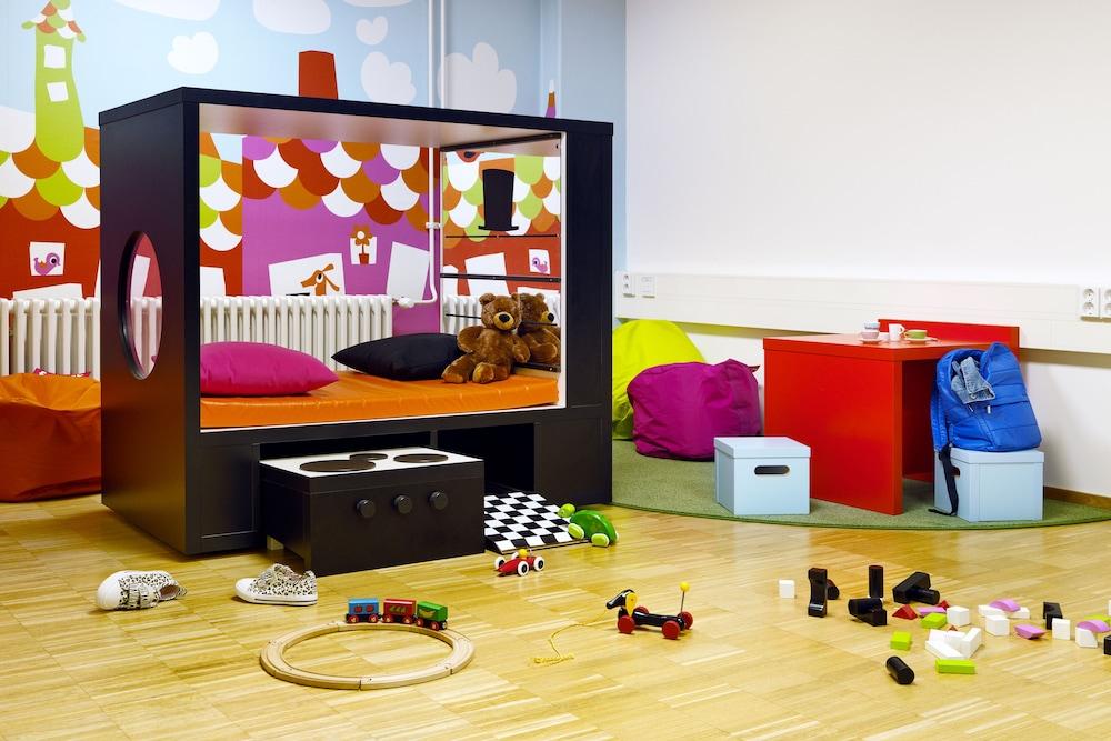 산딕 파시(Scandic Paasi) Hotel Image 37 - Childrens Area