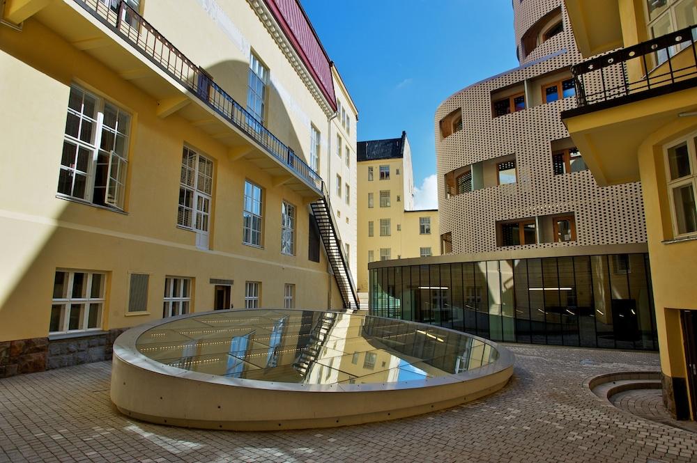 산딕 파시(Scandic Paasi) Hotel Image 46 - Property Grounds