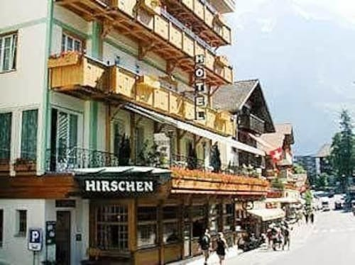 Hirschen, Interlaken