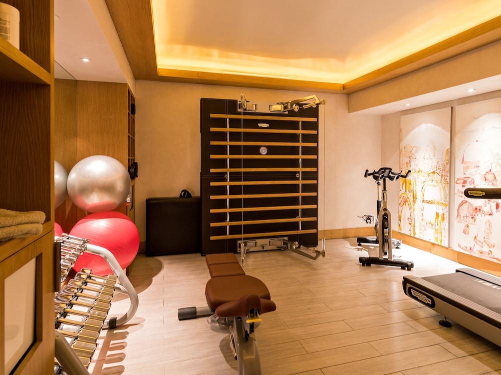 파이브 시즈 호텔 칸(Five Seas Hotel Cannes) Hotel Image 37 - Fitness Facility