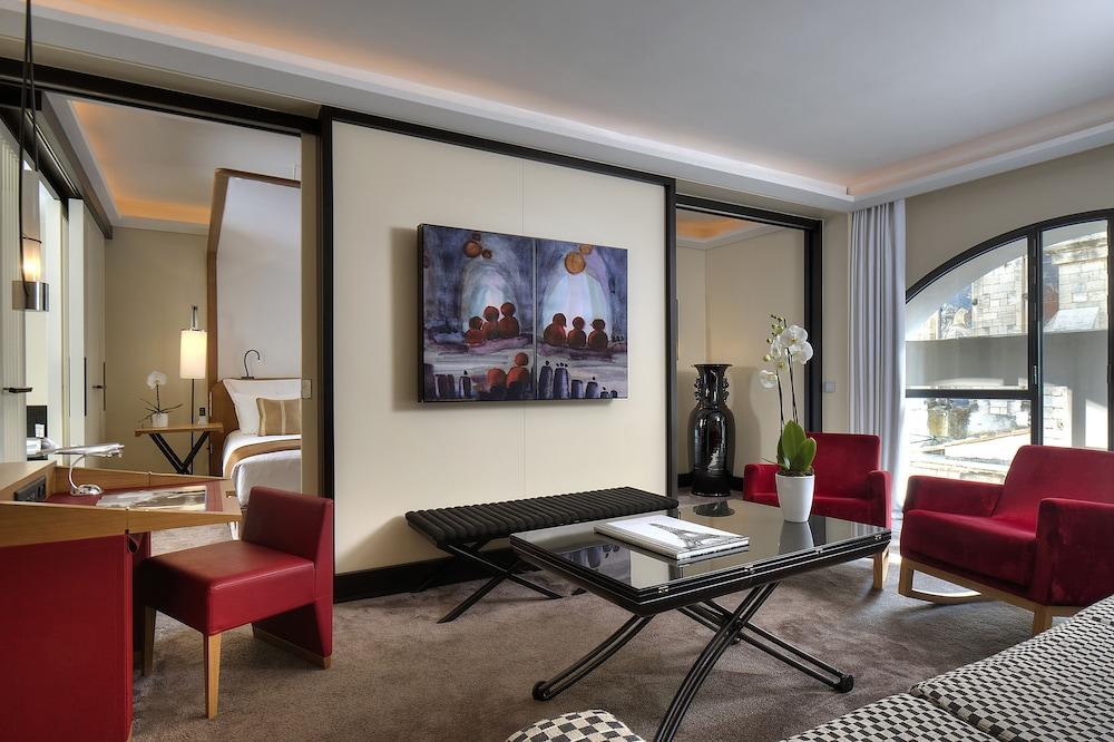 파이브 시즈 호텔 칸(Five Seas Hotel Cannes) Hotel Image 20 - Living Room