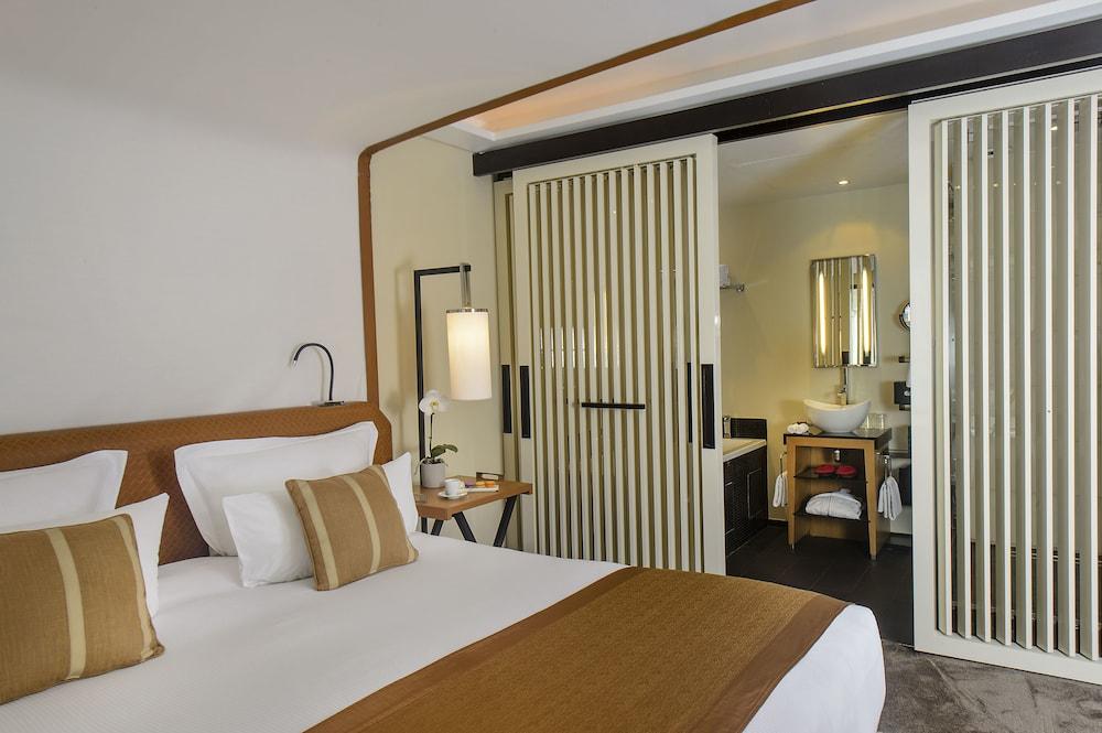 파이브 시즈 호텔 칸(Five Seas Hotel Cannes) Hotel Image 17 - Guestroom