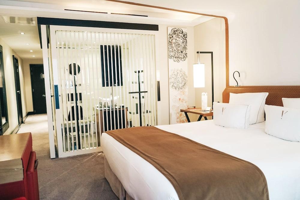 파이브 시즈 호텔 칸(Five Seas Hotel Cannes) Hotel Image 12 - Guestroom