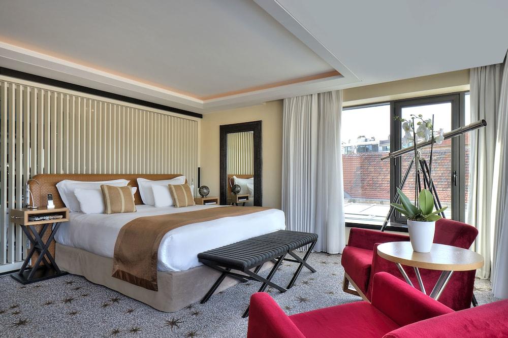 파이브 시즈 호텔 칸(Five Seas Hotel Cannes) Hotel Image 7 - Guestroom