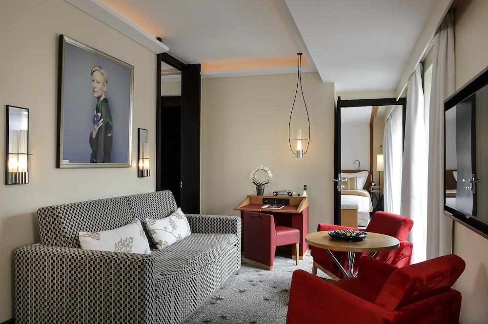 파이브 시즈 호텔 칸(Five Seas Hotel Cannes) Hotel Image 21 - Living Room