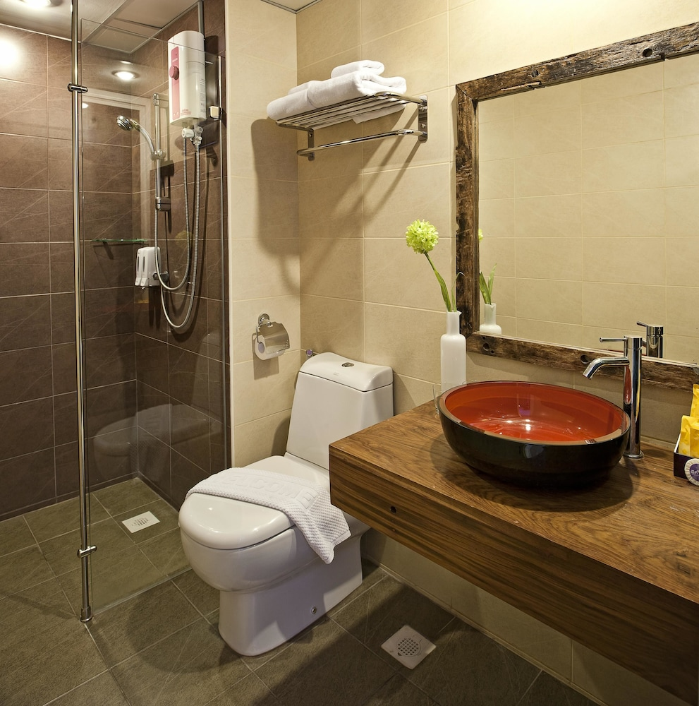 미스타일 플레이스(MeStyle Place) Hotel Image 35 - Bathroom