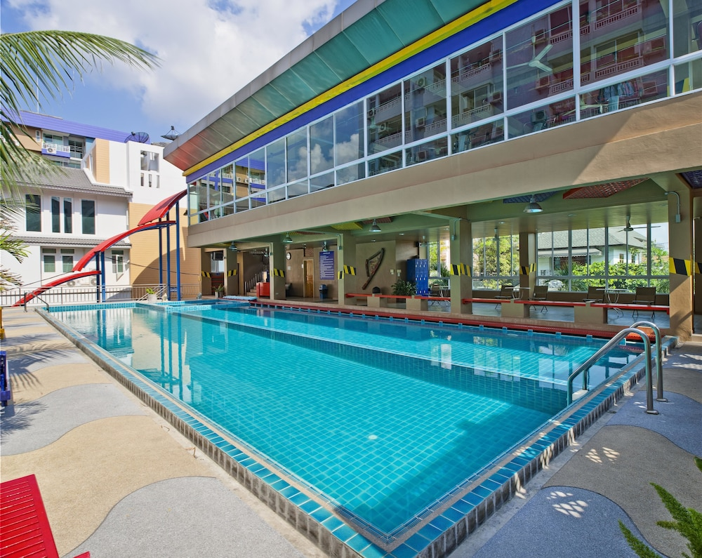 미스타일 플레이스(MeStyle Place) Hotel Image 36 - Outdoor Pool