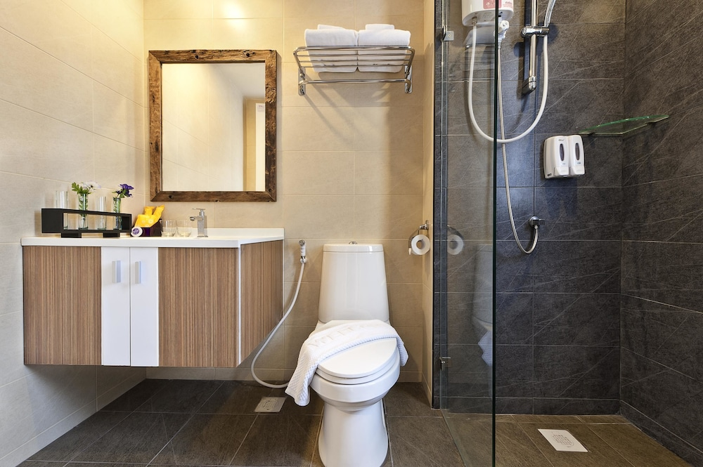 미스타일 플레이스(MeStyle Place) Hotel Image 33 - Bathroom