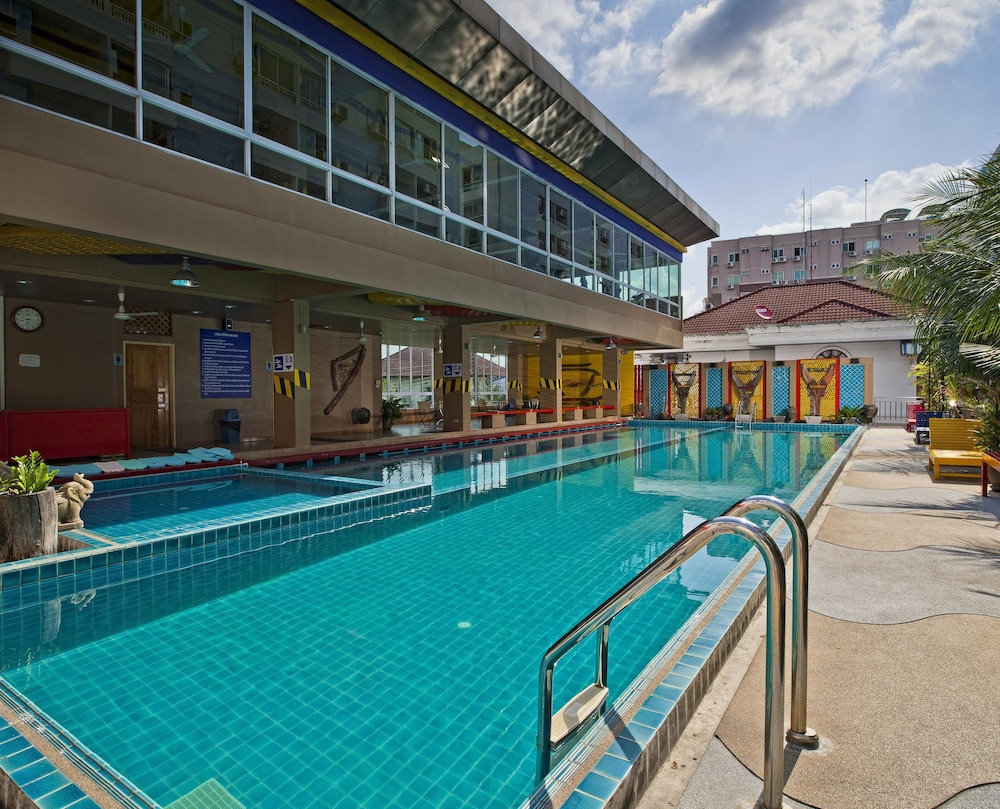 미스타일 플레이스(MeStyle Place) Hotel Image 37 - Outdoor Pool