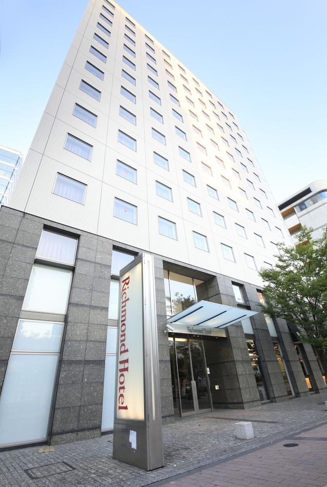 리치몬드 호텔 후쿠오카 텐진(Richmond Hotel Fukuoka Tenjin) Hotel Image 21 - Exterior