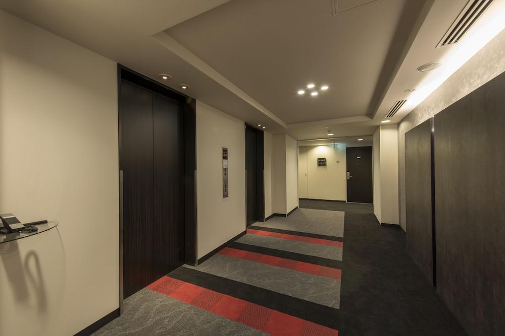리치몬드 호텔 후쿠오카 텐진(Richmond Hotel Fukuoka Tenjin) Hotel Image 19 - Hallway