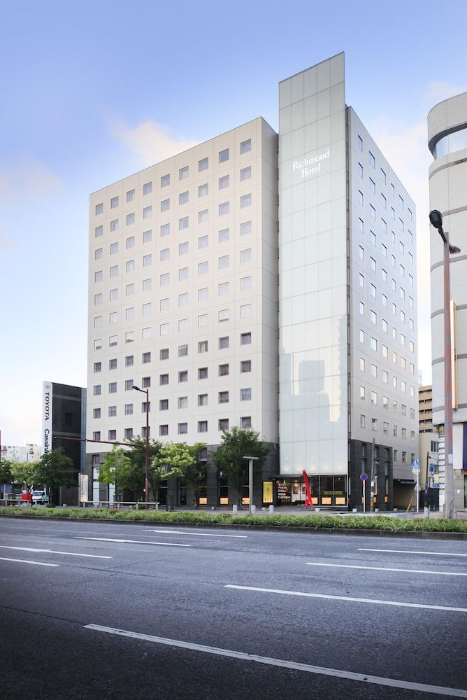 리치몬드 호텔 후쿠오카 텐진(Richmond Hotel Fukuoka Tenjin) Hotel Image 20 - Hotel Front
