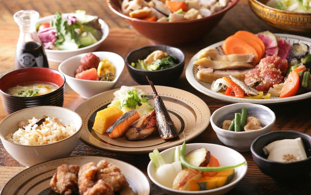 리치몬드 호텔 후쿠오카 텐진(Richmond Hotel Fukuoka Tenjin) Hotel Image 18 - Breakfast Meal