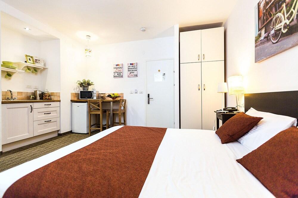 아벨 스위트 호텔(Arbel Suites Hotel) Hotel Image 9 - Guestroom