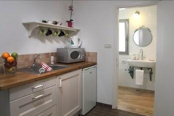 아벨 스위트 호텔(Arbel Suites Hotel) Hotel Image 10 - In-Room Kitchen