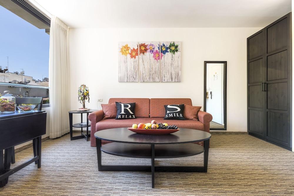 아벨 스위트 호텔(Arbel Suites Hotel) Hotel Image 14 - Living Room