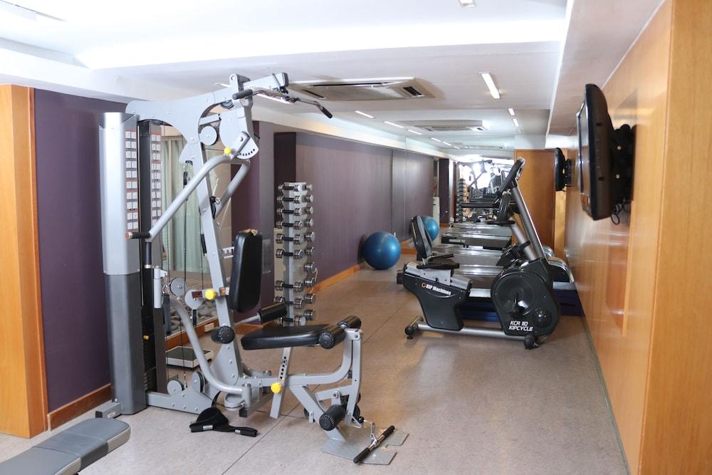 윈덤 노르델타 티그레 부에노스아이레스(Wyndham Nordelta Tigre Buenos Aires) Hotel Image 29 - Gym