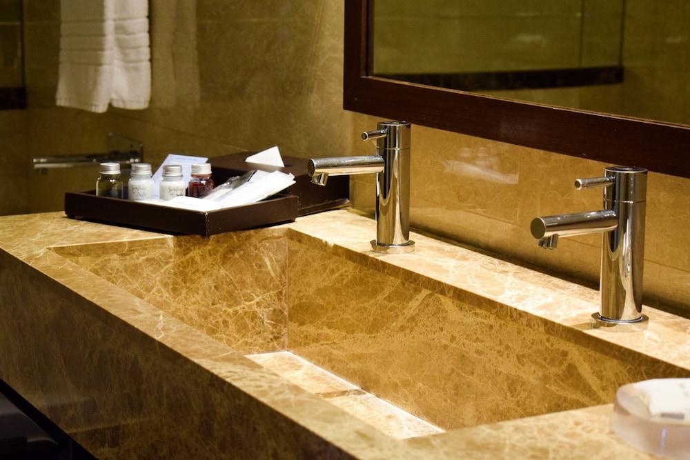 윈덤 노르델타 티그레 부에노스아이레스(Wyndham Nordelta Tigre Buenos Aires) Hotel Image 22 - Bathroom Sink