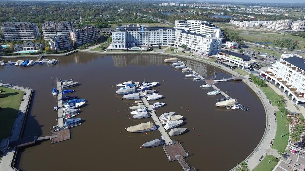 윈덤 노르델타 티그레 부에노스아이레스(Wyndham Nordelta Tigre Buenos Aires) Hotel Image 24 - Aerial View
