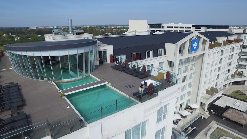 윈덤 노르델타 티그레 부에노스아이레스(Wyndham Nordelta Tigre Buenos Aires) Hotel Image 74 - Aerial View